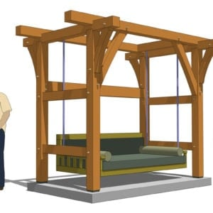 Bedswing (40900) Eye Level with Models